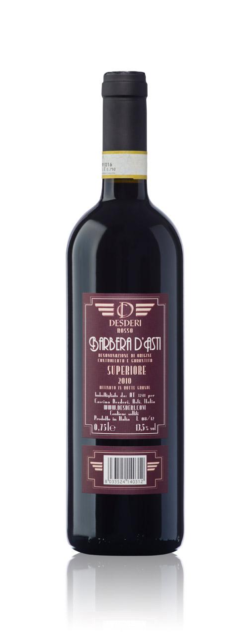Red wine: Desderi Etichetta Rossa