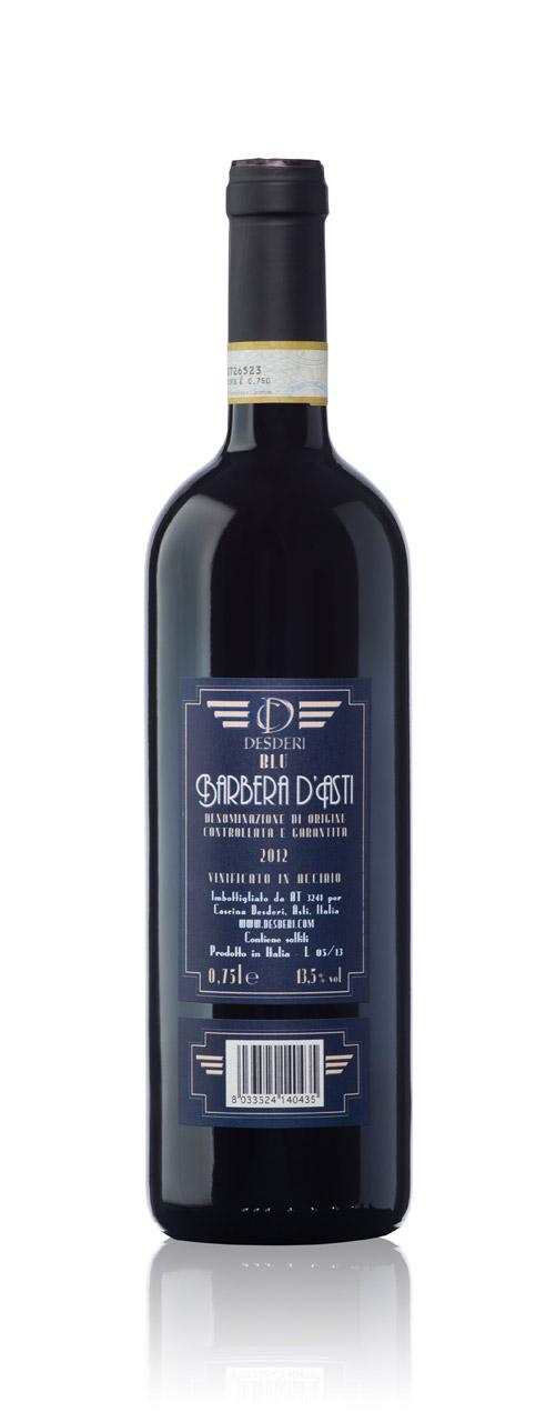 Red wine: Desderi Etichetta Blu