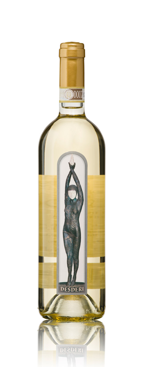 White wine: Desderi Etichette Giallo