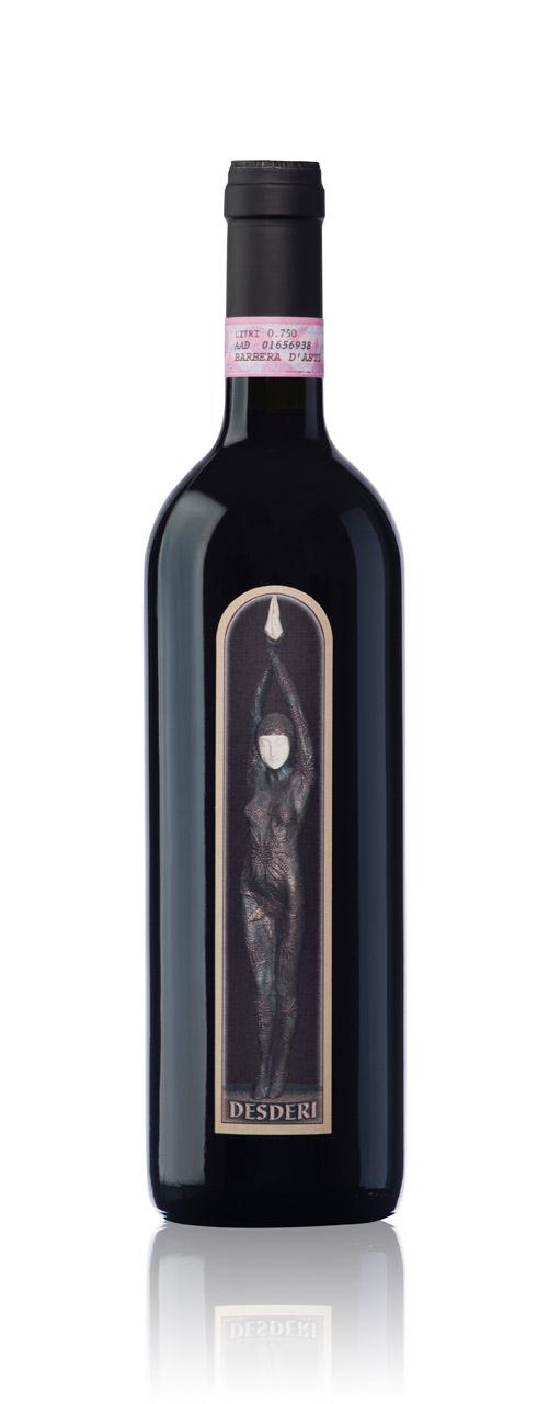 Red wine: Desderi Etichetta Nera