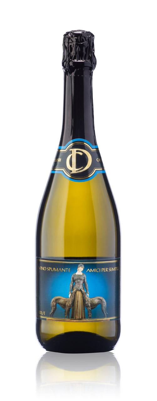 Sparkling wine: Desderi Spumante Amici per Sempre